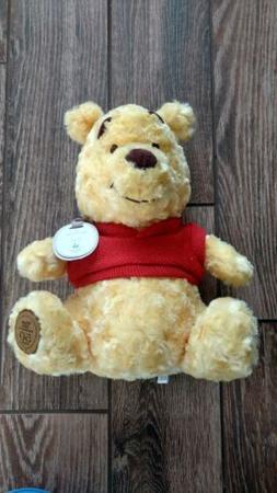 Hallmark 50th Anniversary Winnie the Pooh Stuffed Animal new