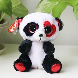 "6/"" tyBeanie Boos Glitter Eyes Plush Stuffed Animals Toys Kids Xmas Gift Cute Toy"