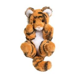 6 Inch Lil Handful Tiger Plush Stuffed Animal by Douglas