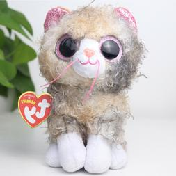 6 beanie boos glitter eyes plush stuffed