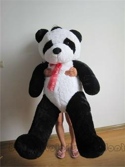 "63"" Giant Huge China Panda Bear Stuffed Big Plush Animals To"