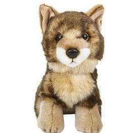 "7"" Coyote Plush Stuffed Animal Heirloom Buttersoft"