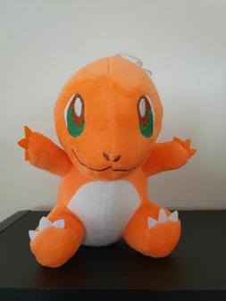 "7"" Pokemon Charmander Plush Soft Toy Stuffed Animal Cuddly D"