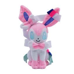 "7"" Pokemon Sylveon Plush Stuffed Figure Doll Toy Gift Kids"