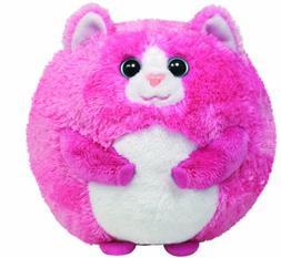 Ty Beanie Ballz 7138006 Cat Soft Ball Toy ''Tumbles Ball'' 1