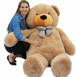 "Joyfay®78"" 200cm 6.5ft Giant Teddy Bear Brown Huge Stuffe"