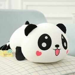"8"" Cute Plush Doll Toy Stuffed Animal Panda Pillow Quality B"
