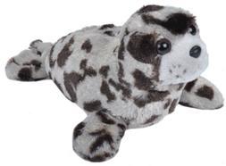 8 Inch Mini CK Harbor Seal Plush Stuffed Animal by Wild Repu