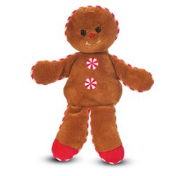 "8"" Gingerbread Boy by Douglas Cuddle Toy stuffed animal plus"