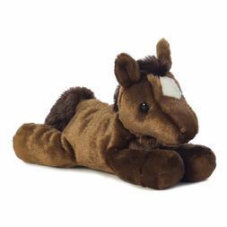 8 Inch Mini Flopsie  Horse Plush Stuffed Animal by Aurora &