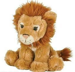 "8"" Lion Plush Stuffed Animal Soft Jungle Animal Den"
