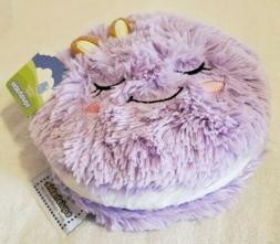 "🍪Squishable🍰 8"" Macaroon Comfort Food Lavender Purple"