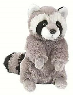 "Wild Republic 8"" Stuffed RACCOON Animal, Plush Toy, Brand Ne"