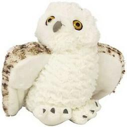 "Wild Republic 8"" Stuffed SNOWY, SNOW OWL Animal, Plush, Bran"