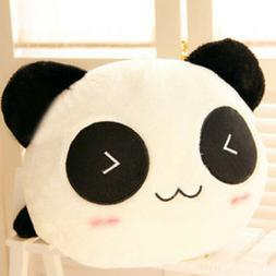"1 pack 7"" Panda Cushion Pillow Plush Stuffed Animal Cute Dol"