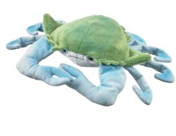 9 Inch Conservation Critter Blue Crab Plush Stuffed Animal b