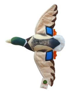 """ADORE 18"""" Drake Mallard Duck Plush Stuffed Animal Walltoy Wa"""