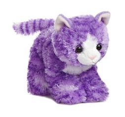 Aurora Molly the Purple Cat # 31339 Stuffed Animal Toy