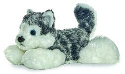 "Aurora Mush the Dog 8"" Mini Flopsie  #31293 Stuffed Animal T"