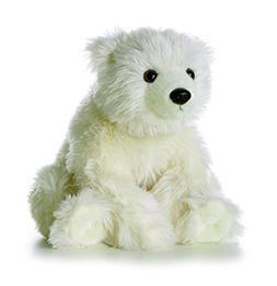 "Aurora World 12"" Plush Iceberg Polar Bear"