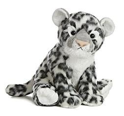 Aurora World Destination Nation Plush, Snow Leopard