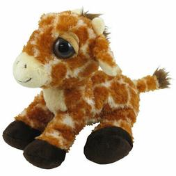 "Aurora World Dreamy Eyes Plush Gallop Giraffe 10"""
