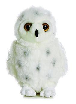 """Aurora World Flopsie Plush Snowy Owl, 12"""""""