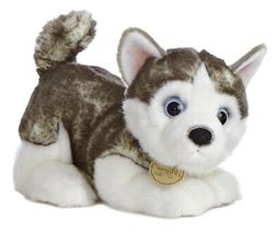 "Aurora World Miyoni Tots Siberian Husky Pup 9.5"" Plush"