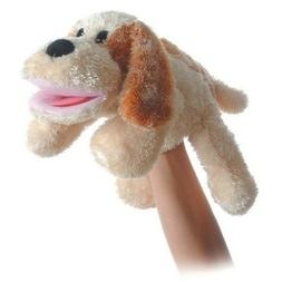 Aurora World – Scruff the Dog Body Puppet – Made From So