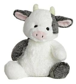 "Aurora World Sweet and Softer Clementine Cow 12"" Plush"
