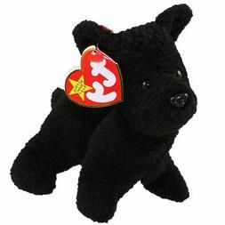 Beanie Baby - Scottie the Scottish Terrier Stuffed Animal Pl