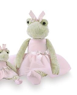 Bearington Giant Juliette Pirouette Stuffed Animal Ballerina