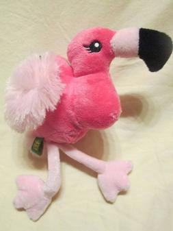 Brand New Pink Flamingo Purse by Wild Kingdom Stuffed Animal