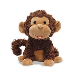 Cuddle Barn Crackin' Up Coco Monkey Animated Musical Plush