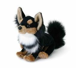 DEMDACO Sitting Red Fox Childrens Plush Beanbag Stuffed Animal Toy 5004730228