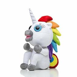 "DOOKIE THE POOPING UNICORN by Squatty Potty - 11"" Collectibl"