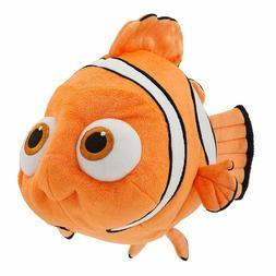 "Disney Authentic Finding Dory Nemo Plush BIG 15"" Stuffed Ani"
