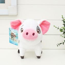 Movie Moana Pet Pig Pua Stuffed Animals Cute Cartoon Plush T