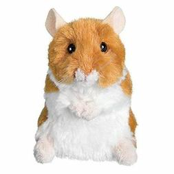 Douglas - Brushy Stuffed Hamster - 5 inches - Plush Hamster
