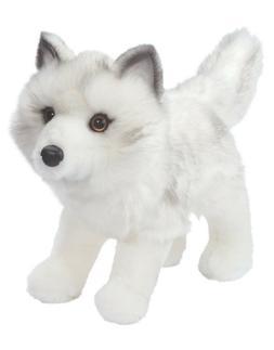 Douglas Cuddle Toys SNOW QUEEN Arctic Fox