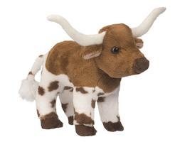 Douglas Cuddle Toys Zeb Mini Longhorn