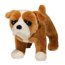 "Douglas Toys Hutch Bulldog Stuffed Animal 16"""