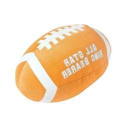 "Fun Express Plush ""All Star Ring Bearer"" Football,"