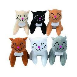 Fun Express Plush Realistic Cats