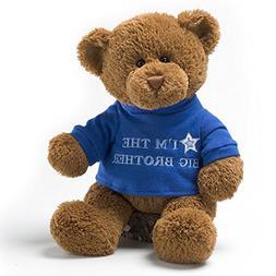 GUND I'm the Big Brother T-Shirt Teddy Bear Stuffed Animal P