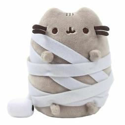 GUND - Pusheen Mummy Halloween Cat Plush Stuffed Animal, Gra