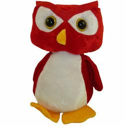 Generic Value Plush - HOOTER OWL   -New Stuffed Animal
