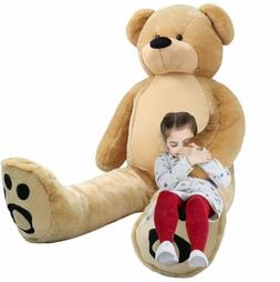 Giant Big Teddy Bear Huge Stuffed Plush Animal Toy Doll 47""