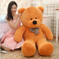 Giant Teddy Bear Plush Stuffed Animal Toys Christmas Valenti