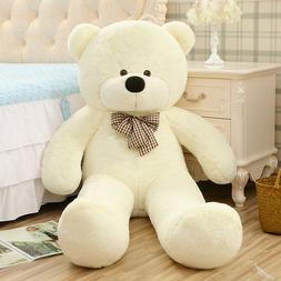 Giant Teddy Bear Plush Stuffed Big Animal Toys Valentine Kid
